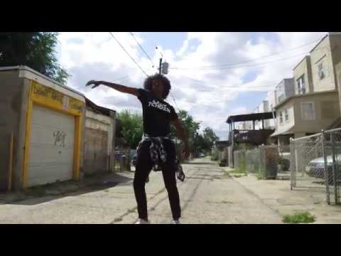 Lady Tchozn dancing in New Jersey