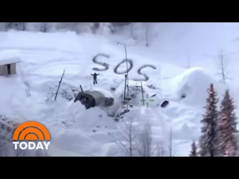 Man Survives 3 Weeks In Alaskan Wilderness In Subzero Temperatures | TODAY