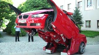 உருமாறக்கூடிய 5 அதிநவீன கார்கள்   5 unbelievable transformation cars   #car