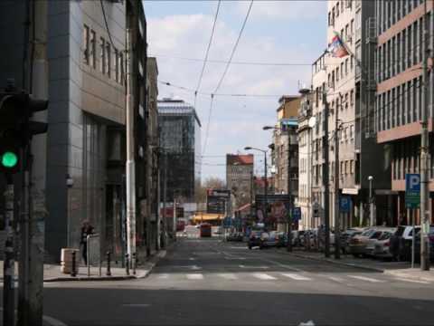 Belgrade 5 km Fun Run route in photos