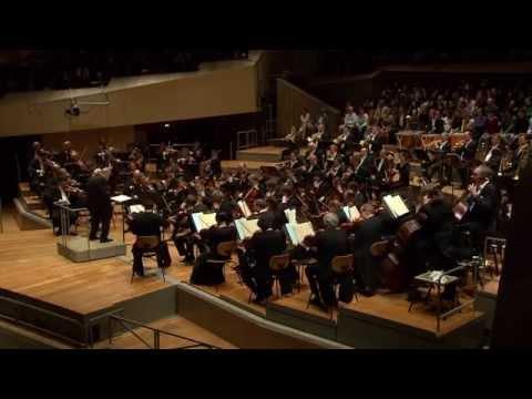 Johannes Brahms  Symphony No 1   Jaap van Zweden Berliner Philharmoniker