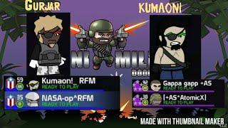 RFM VS +AS (SNIPER WAR) FT. GURJAR AND KUMAONI