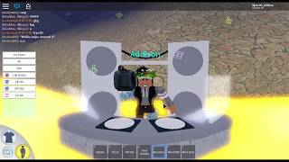 {~ROBLOX~} Playing music on lava!! Robloxian WaterPark