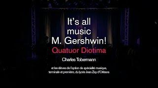 Intégral / It's all music M. Gershwin! / la Scène nationale d'Orléans