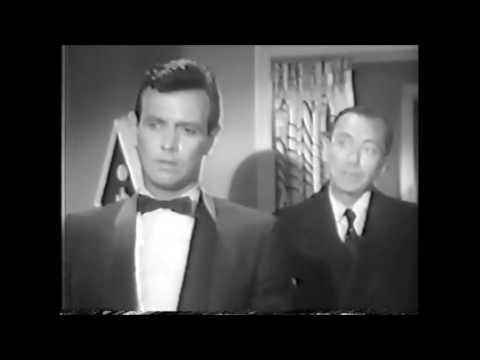 """RICHARD DIAMOND, PRIVATE DETECTIVE: """"ESCAPE FROM OAK LANE"""" 7-15-1957."""