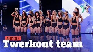 Twerkout Team: professioniste del twerking