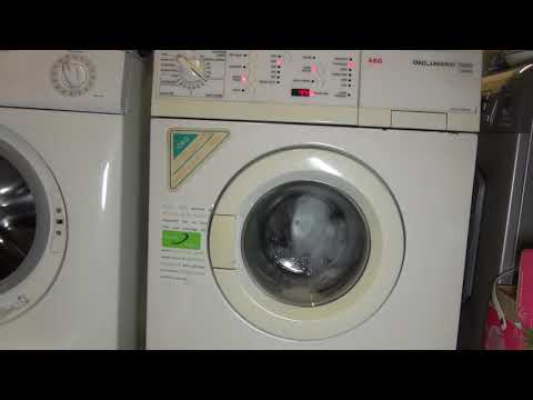 AEG L72600 First Wash Easy Care 60c Quick Sensitive