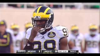 10/25/2014 Michigan State 35 Michigan 11