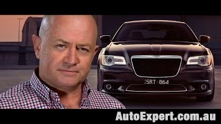 2014 Chrysler 300 SRT8 Core Review & Road Test