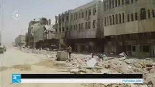 منظمات دولية تتهم الأطراف المتحاربة في الموصل بارتكاب جرائم حرب