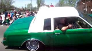 West Coast Gangsta Rap Beat (G-Funk) (With Low Riders)