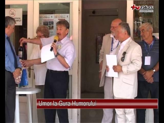Umor la Gura Humorului - 16.07.2012