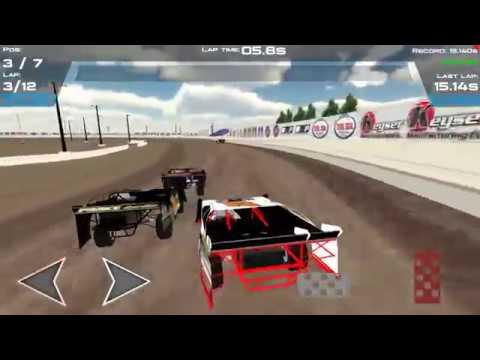 3rd place usa raceway online finish dirt trackin