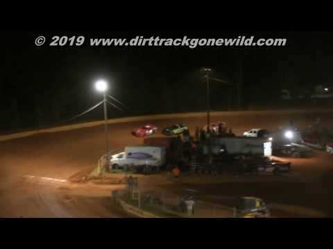 Modified Street at Toccoa Raceway May 26th 2019
