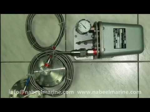 PNEUMATIC PRESSURE TRANSMITTER KE 22 - Nabeel Marine Trading LLC