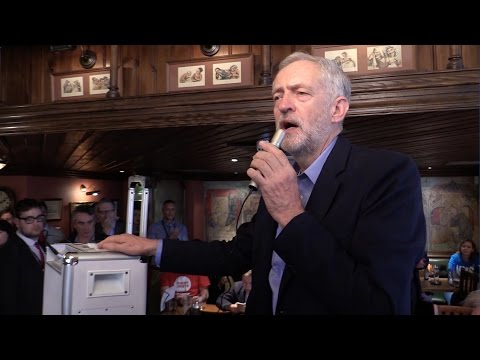 Jeremy Corbyn's Labour leadership campaign: behind the scenes exclusive | Owen Jones talks