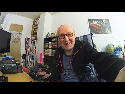 Sony FDR-X1000 4K Action Cam + Live-View Remote - Deutsch
