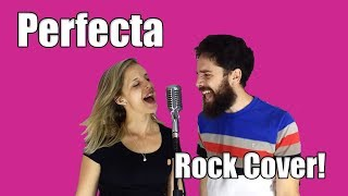 Gambar cover Miranda! Perfecta 😻 (Rock Cover!) por Maxi Petro ft Sofi Pissoni ♥️