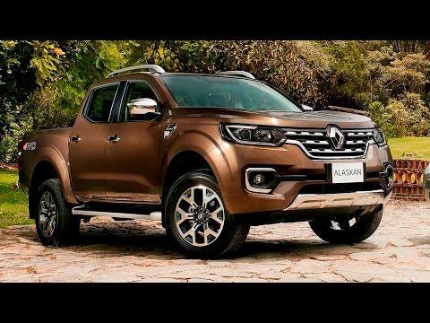 Renault Alaskan - detalhes da picape média - www.car.blog.br