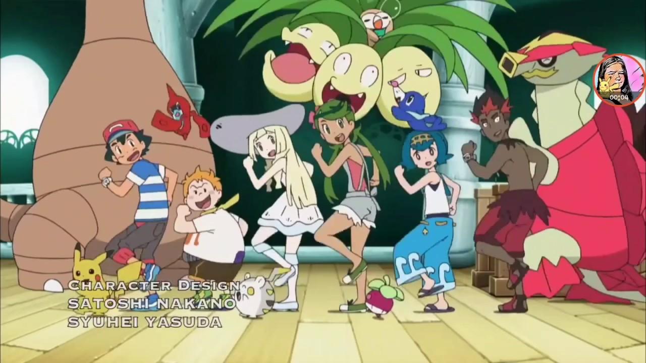 Resultado de imagen para pokémon season 20