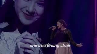 #Idol Tiara Anugrah - Gemintang Hatiku Video Lirik