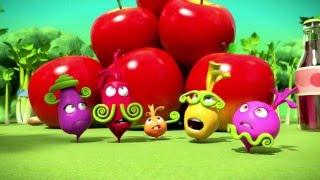 Прикольный мультик «Овощная вечеринка» - Скоро Новый Год! (23 серия)