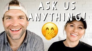 ANSWERING PERSONAL QUESTIONS ABOUT US!