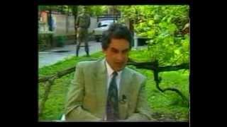 Президент Абхазии В. Ардзинба о помощи России абхазам в войне с Грузией
