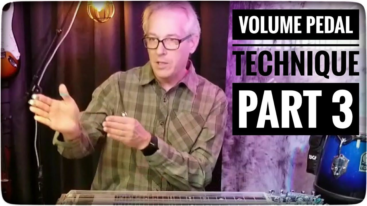 volume pedal technique part 3 of 4 placement and types youtube. Black Bedroom Furniture Sets. Home Design Ideas