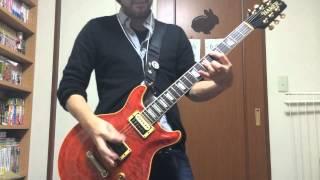 """【Thank you for watching!】 KEMURI guitar cover """"Mangetsu No Yoru N..."""