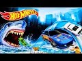 Hot Wheels TRACK BUILDER  - Cartoon and Game for Children about Cars