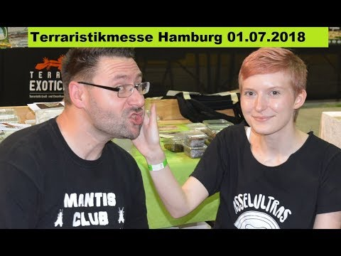 Terraristikmesse Hamburg 01.07.2018