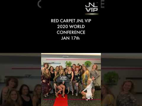 RED CARPET VIP NIGHTS! JENNIFER NICOLE LEE WORLD CONFERENCE & FUN FITNESS RETREAT