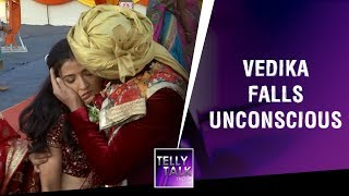 Vedika falls unconscious as Sahil & Pankti get married? | Aap Ke Aa Jane Se