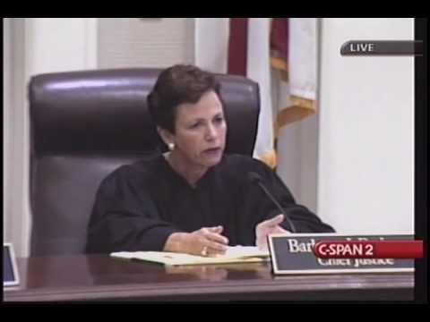 Bush v. Schiavo Florida Supreme Court 2004