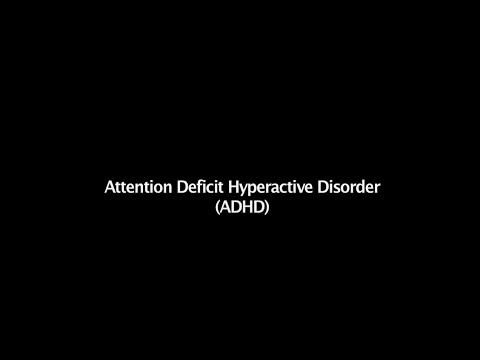Attention Deficit Hyperactivity Disorder(ADHD) demystified