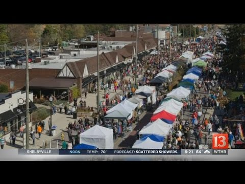 Irvington Halloween Festival - YouTube
