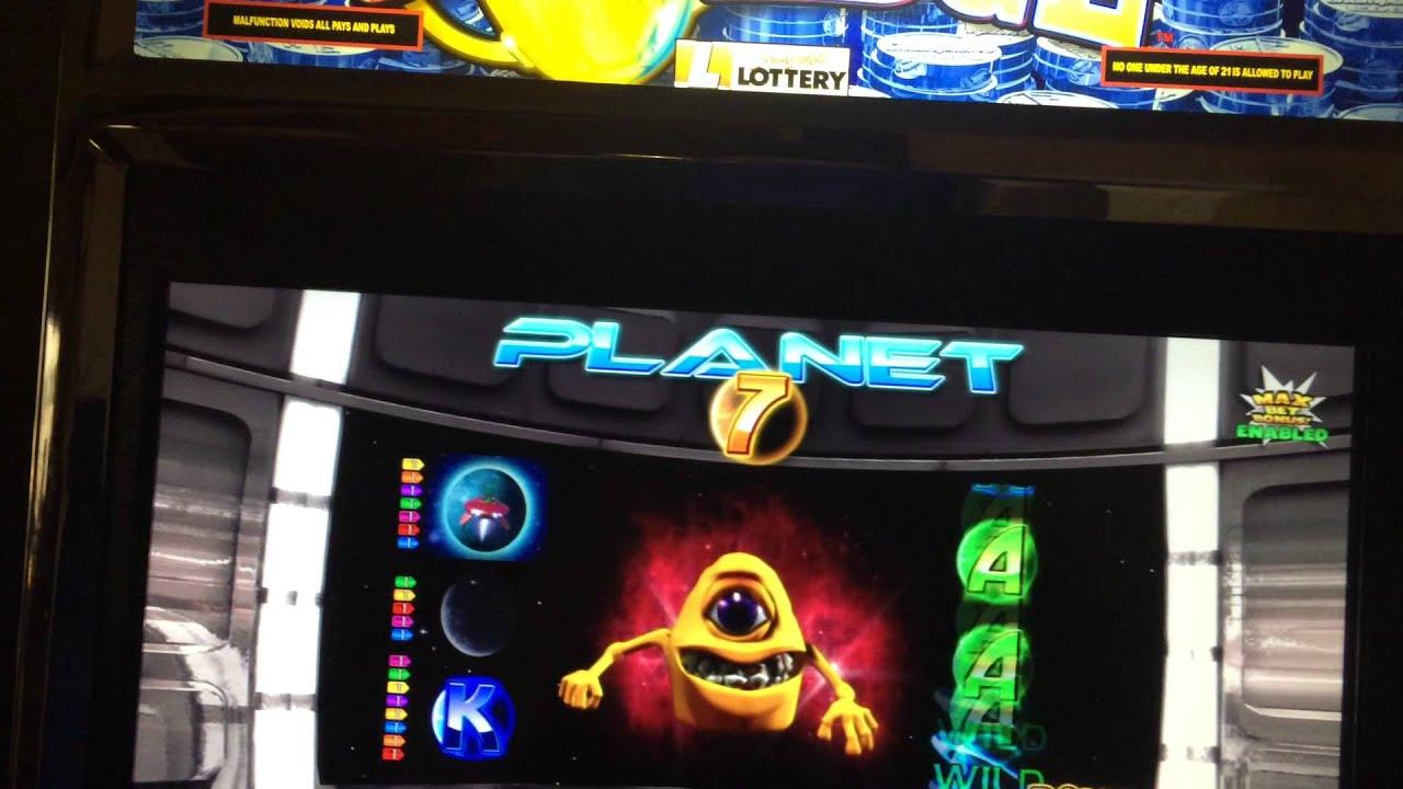Planet 7 Slots