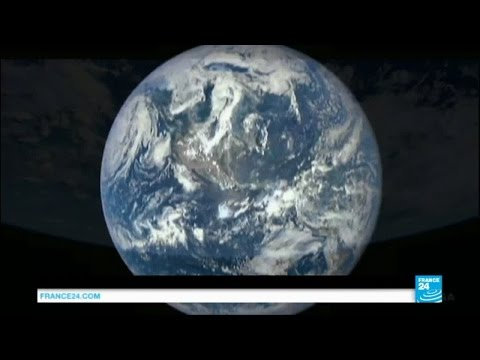 Environment: due to the human activity, planet Earth reaches overshoot point and now lives on credit