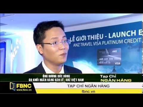 ANZ Ra Mắt Thẻ Tín Dụng Travel Visa Platinum