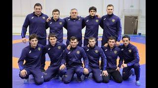 УТС сборной России по греко римской борьбе январь 2020