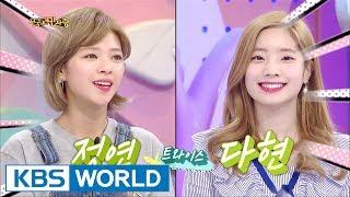 Hello Counselor - Boom, Jeongyeon, Dahyun [ENG/THAI/2017.06.12]