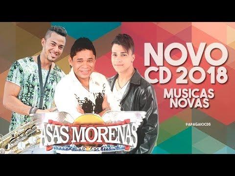 ASAS MORENAS 2018 - CD NOVO 2018 - REPERTÓRIO EXCLUSIVO - MUSICAS NOVAS 2018