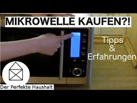 mikrowelle kaufen tipps