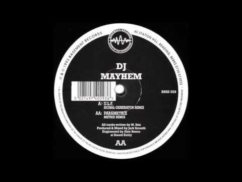 DJ Mayhem - U.L.F. (Signal Generator Remix) (1993)
