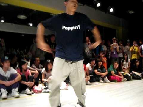 Poppin J (Judge Show) - Shanghai Dance Space Battle