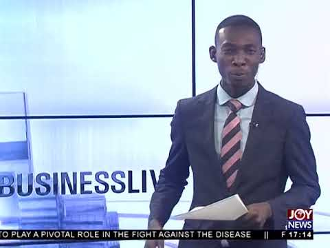 Ghana Debt - Business Live on JoyNews (11-10-17)