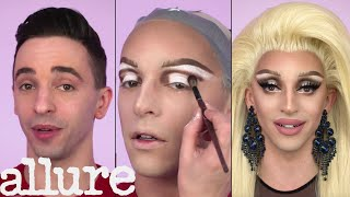 Miz Cracker's Drag Transformation Tutorial | Allure