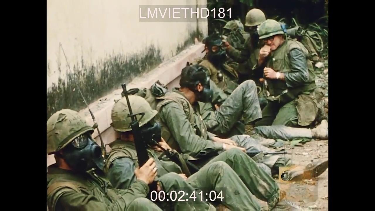 THE BATTLE OF HUE CITY // TET OFFENSIVE // VIETNAM WAR - YouTube