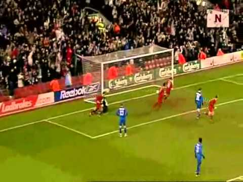 Liverpool Harry Kewell Goal  Out of 16